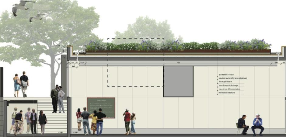 D tails agence kanop architecte paysagiste avignon for Architecte martigues